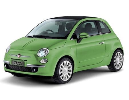 Fiat 500 Automatik