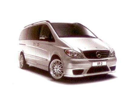 Mercedes Viano Diesel Automatik