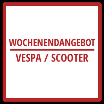 Wochenendangebot Vespa Scooter Günstig