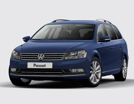 VW PASSAT Kombi Automatik Diesel