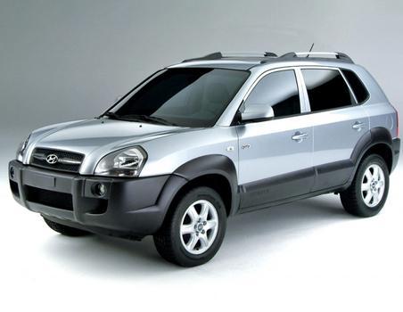 Hyundai Tucson Automatik 4x4