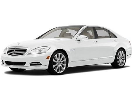 Mercedes S Klasse Exklusiv für Hochzeiten